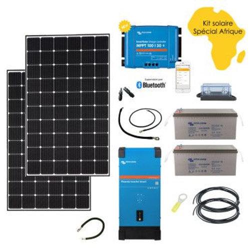 """Kit solaires 660W autonome """"Spécial Afrique"""""""
