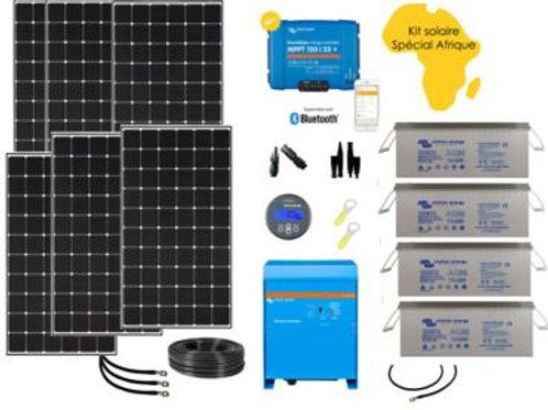 """kit solaire 1980W autonome """"Spécial Afrique"""""""