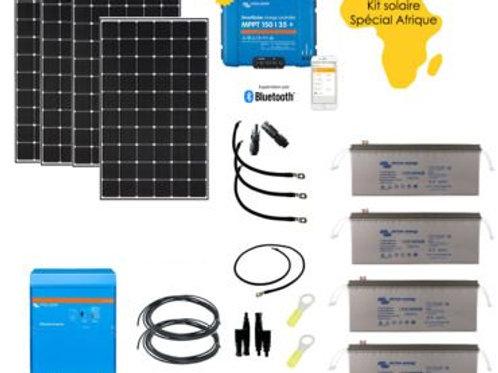 """kit solaire 1320W autonome """"Spécial Afrique"""""""