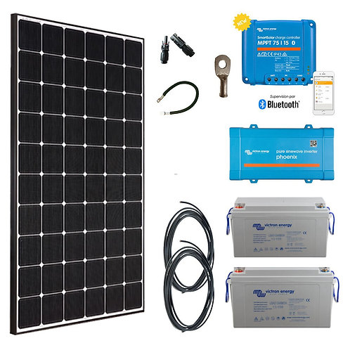 kit solaires 200 w