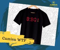 Item 6 - Camiseta WTF