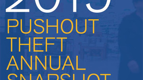 Statistics: 2019 Annual Pushout Theft Snapshot