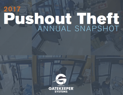 Statistics: 2017 Pushout Theft Annual Snapshot