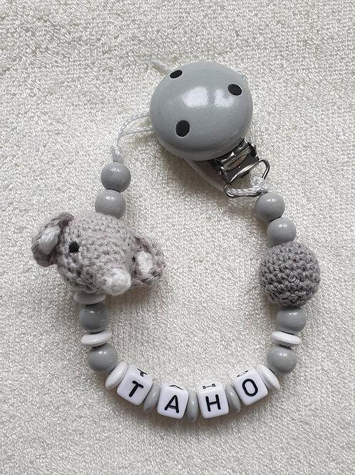 Attache-tétine modèle TAHO