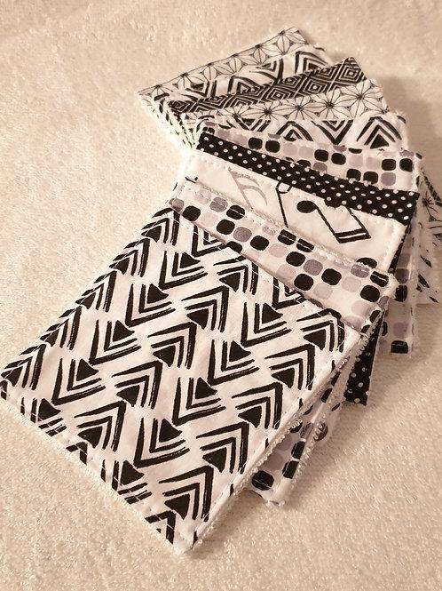 Lingettes Black & White