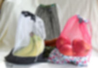 Sacs à vrac, sacs à fruits et légumes