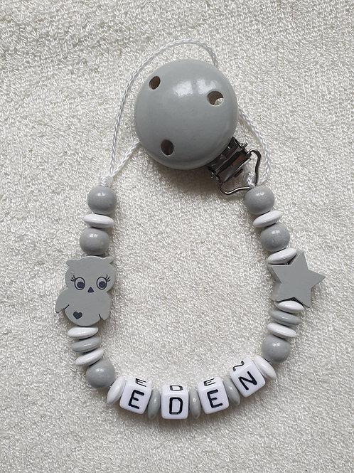 Attache-tétine modèle EDEN