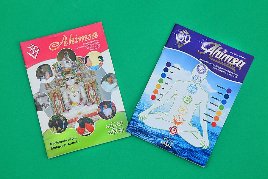 Ahimsa - Non violence books