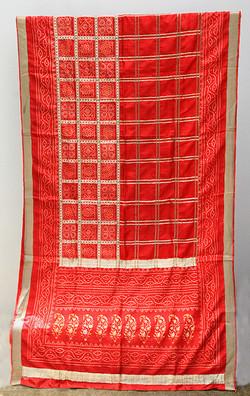 Gharcholu wedding sari