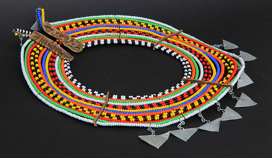 Masai necklace 2