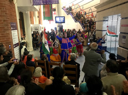 Subrang Dancers at launch