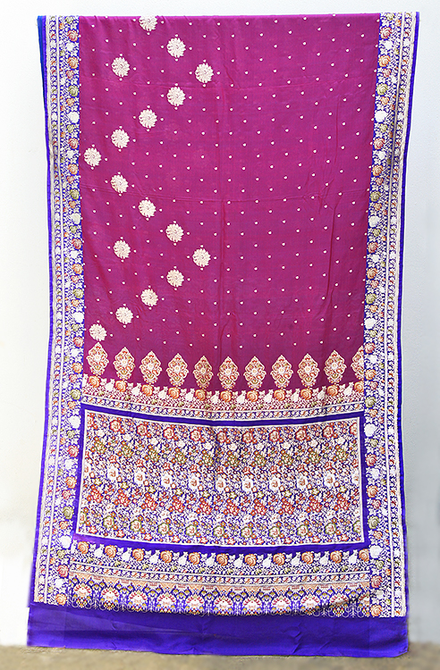 Surat Silk Saree