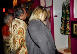 Visitors at the Main Exhibition