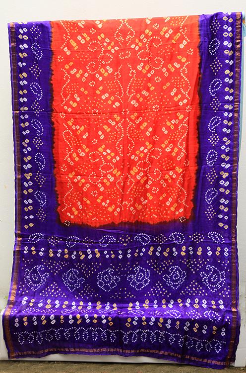 Bhandhani Saree