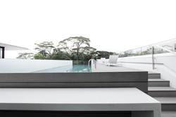 plot 2 -roof top swimming pool