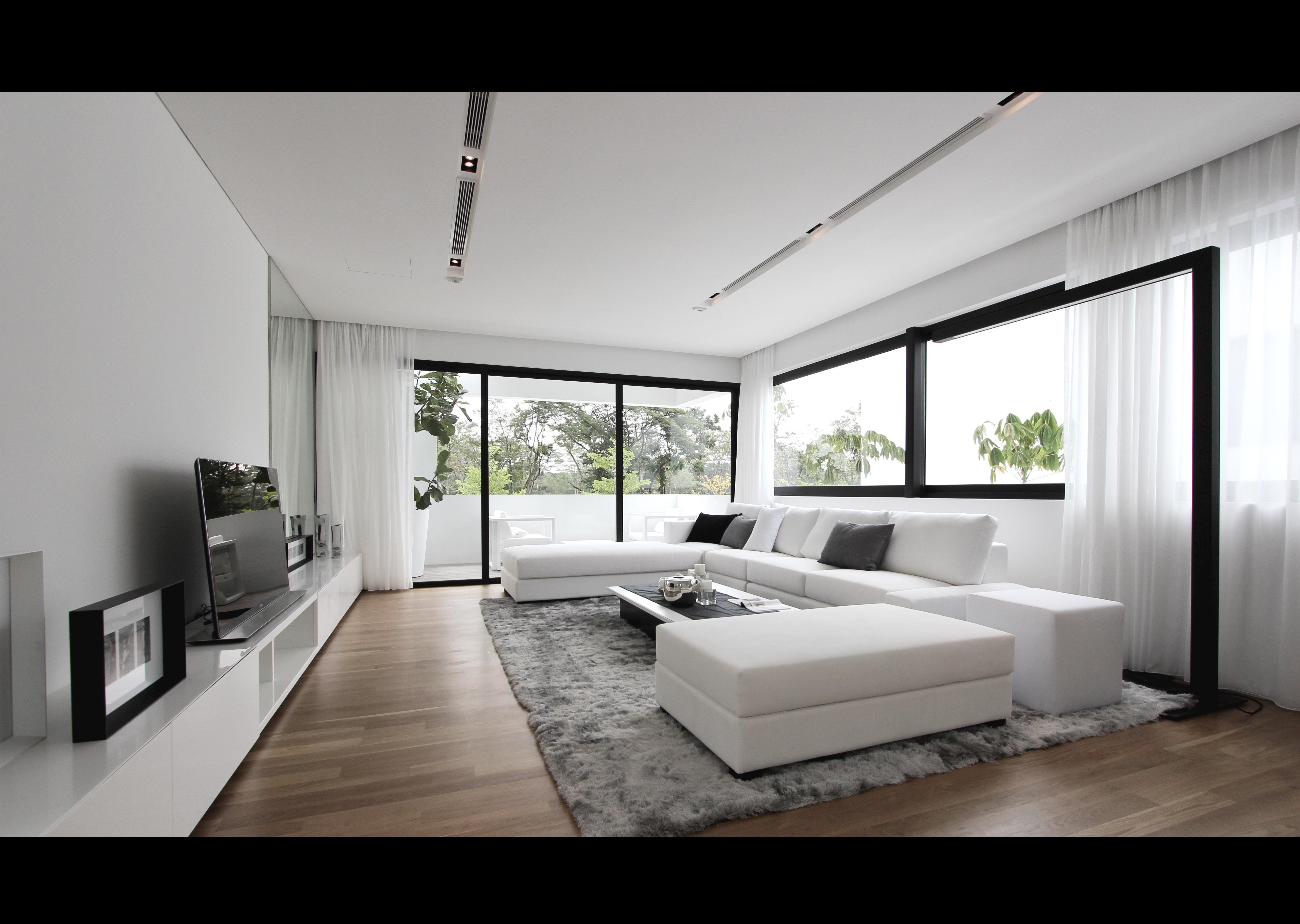 Plot 1 - Living Room