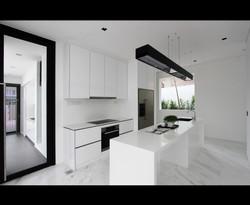 Plot 1 - Kitchen