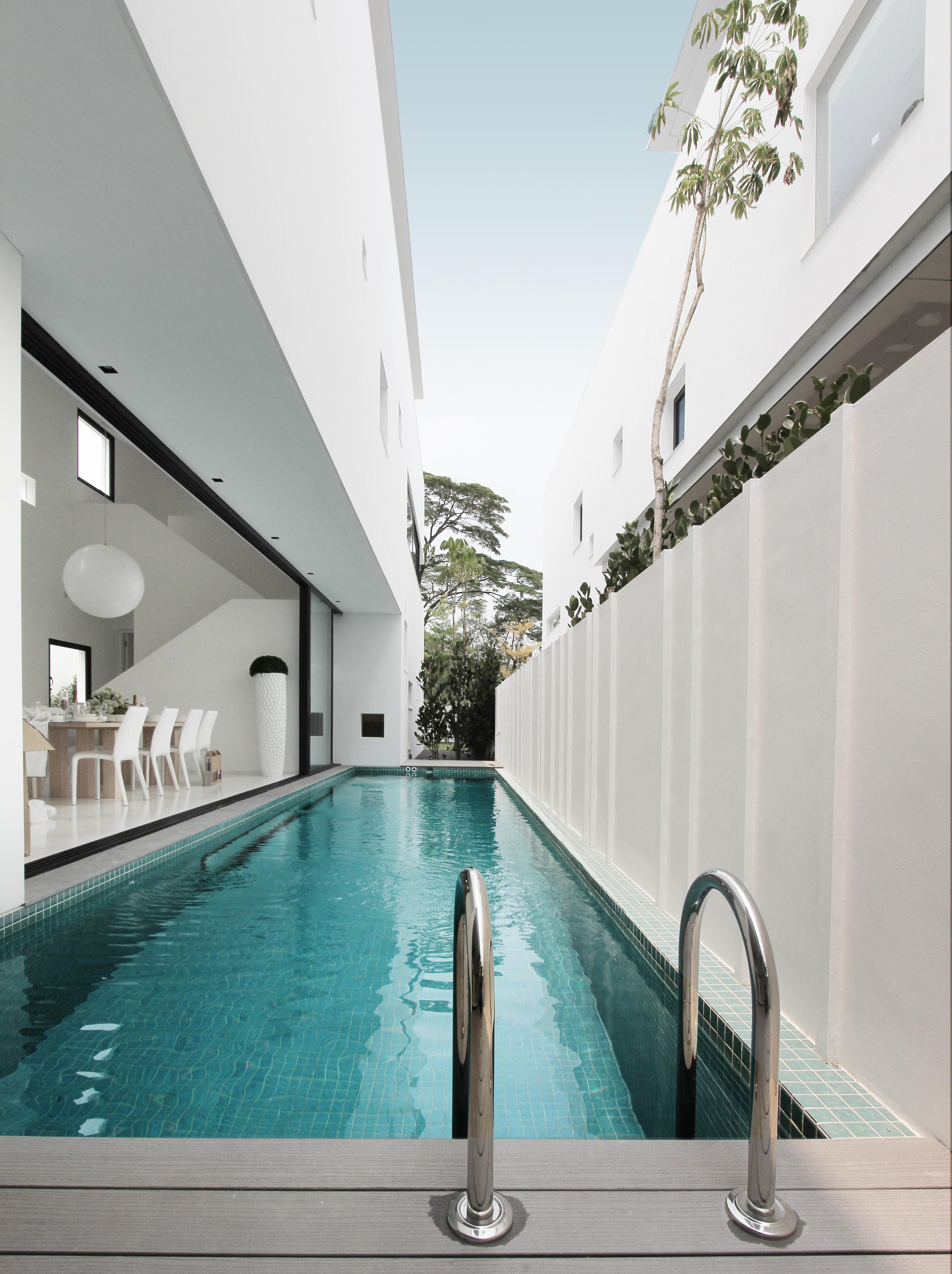 Plot 1 - Swimming Pool
