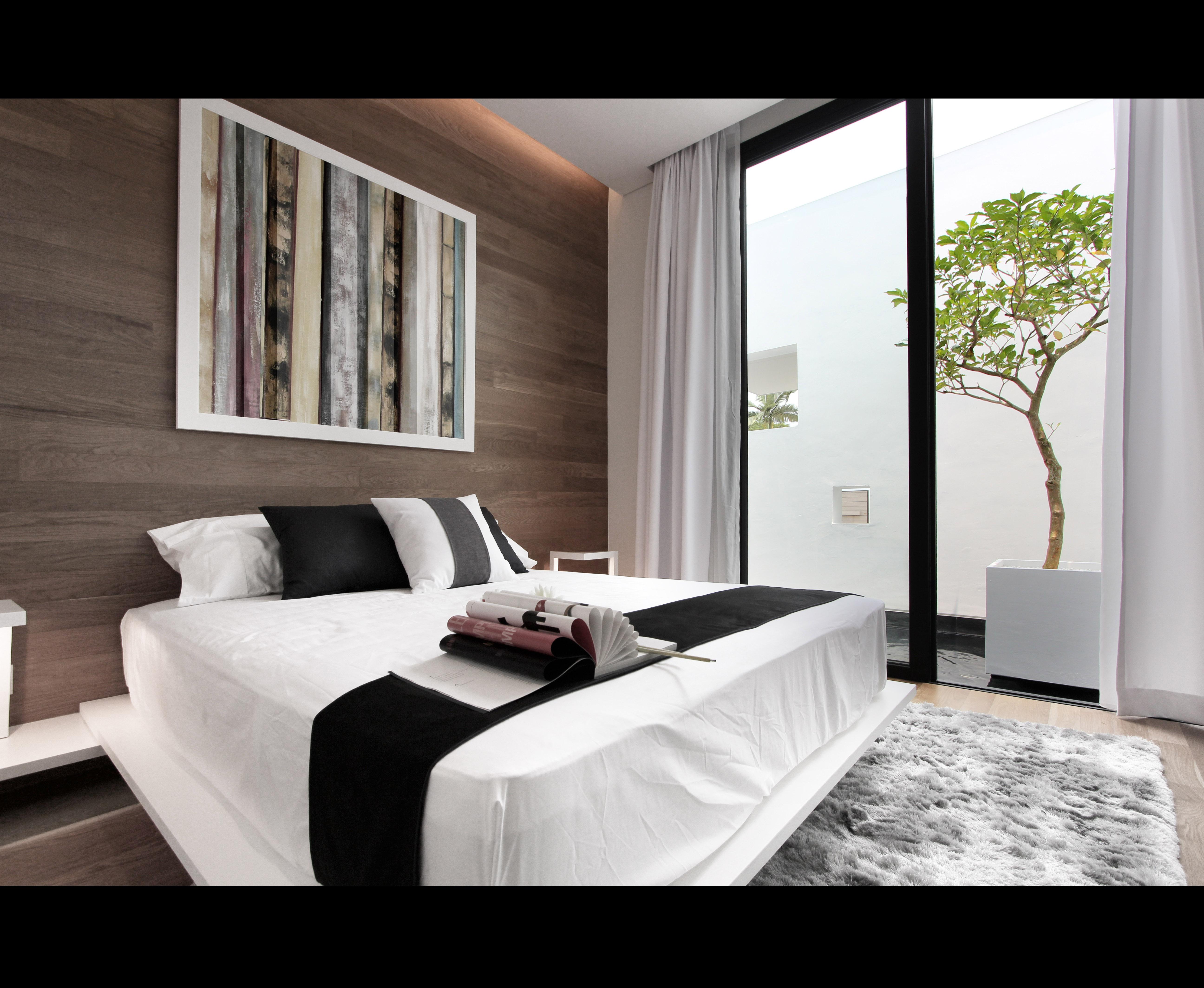 Plot 1 - Bedroom 2