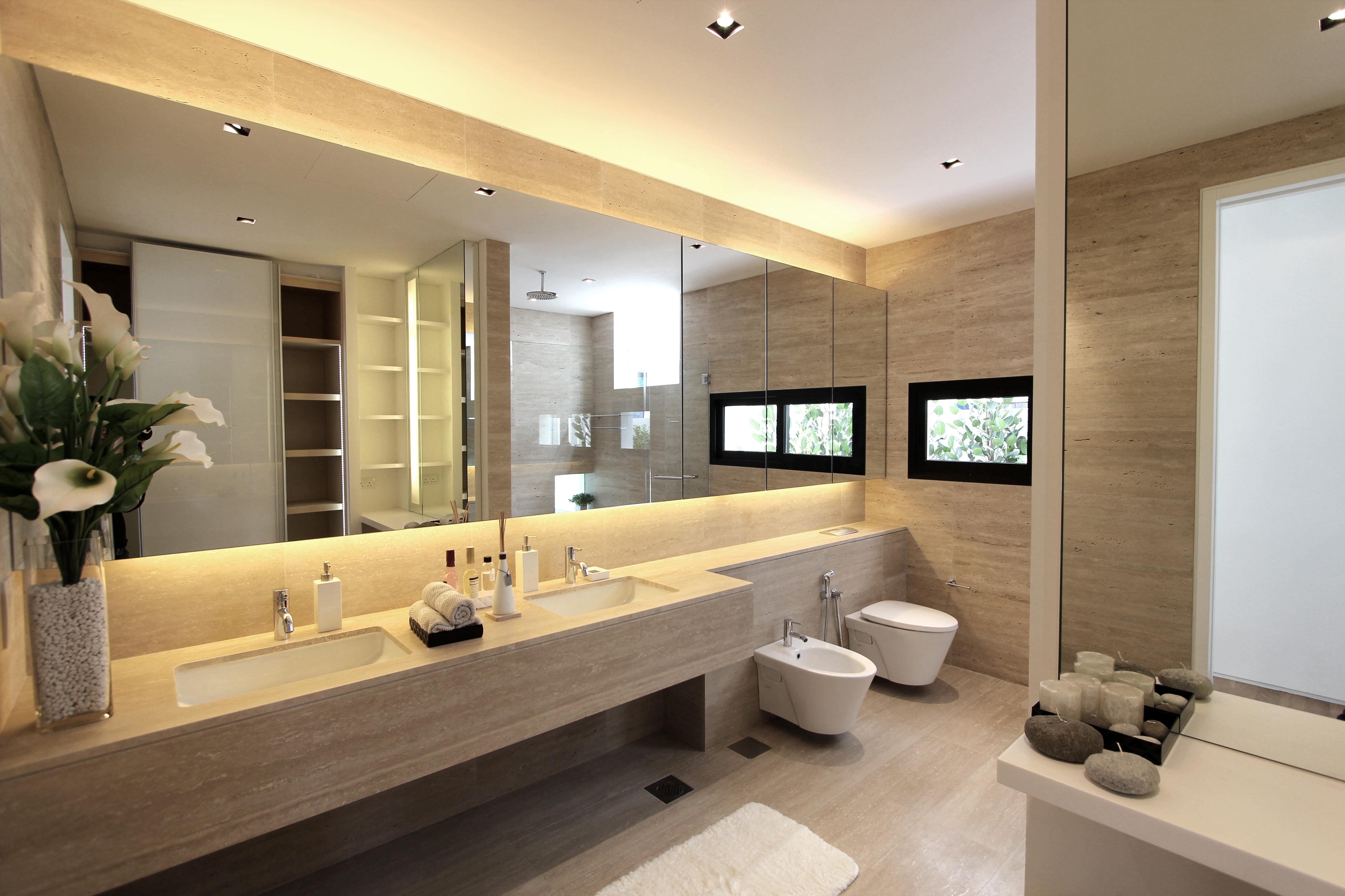 Plot 1 - Bathroom