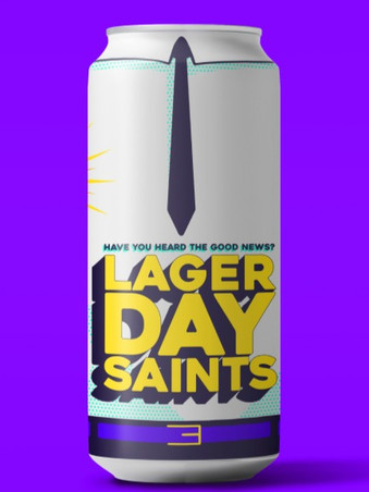 LAGER DAY SAINTS