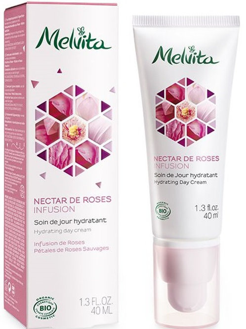Nectar de rose infusion soin hydratation intense - 40ml