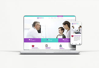 Health Services Wix Templates