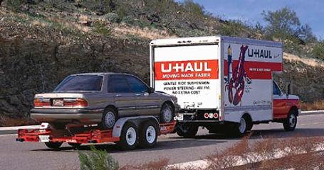 U-hal truck