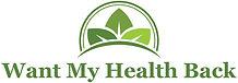 Want My Health Back Logo