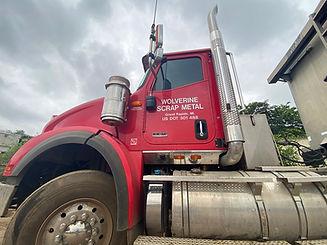 Wolverine Truck