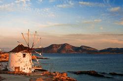 Windmills Koufonissia