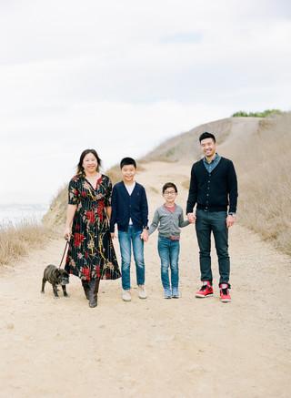 Yang Family | Bluff Cove, Palos Verdes