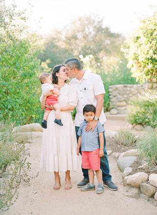 Morales-Fuentes Family   Pasadena, CA