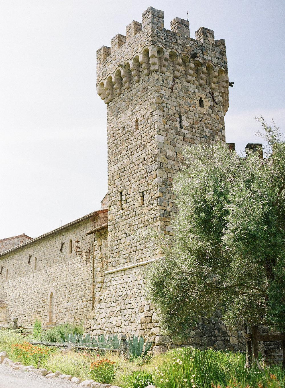 Castello Di Amorosa Napa Valley Family Photos