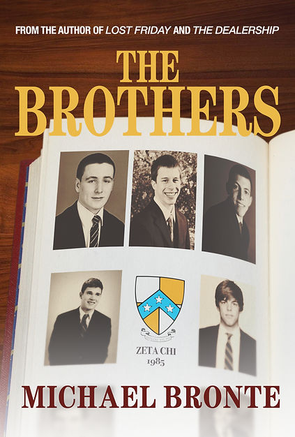The Brothers cover from Daniel Palmer ,