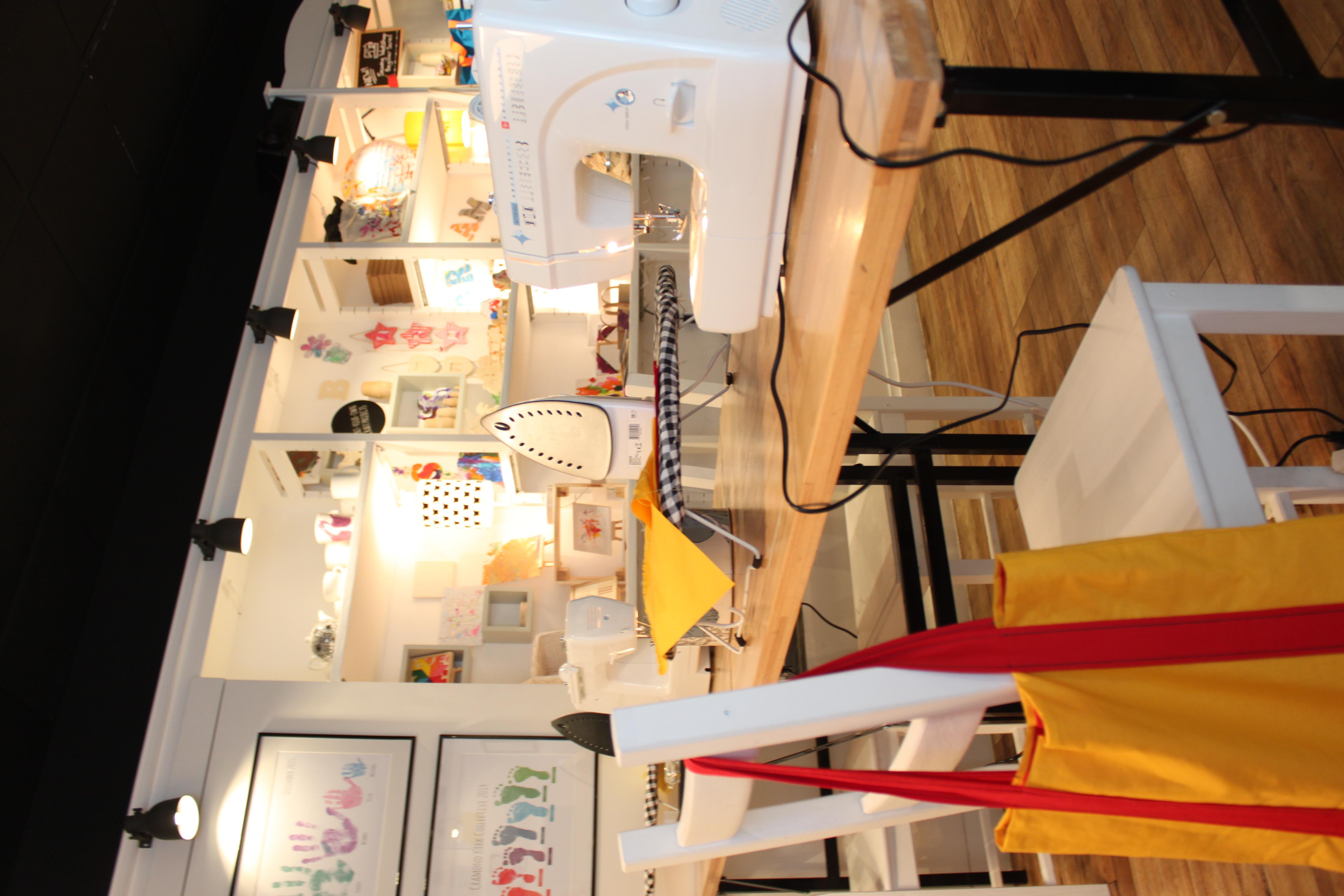 Sewing Classes Edinburgh- Joy Tots 1