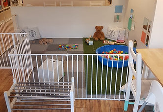 Play Area Booking