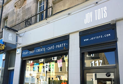 Joy Tots- Baby Play Cafe