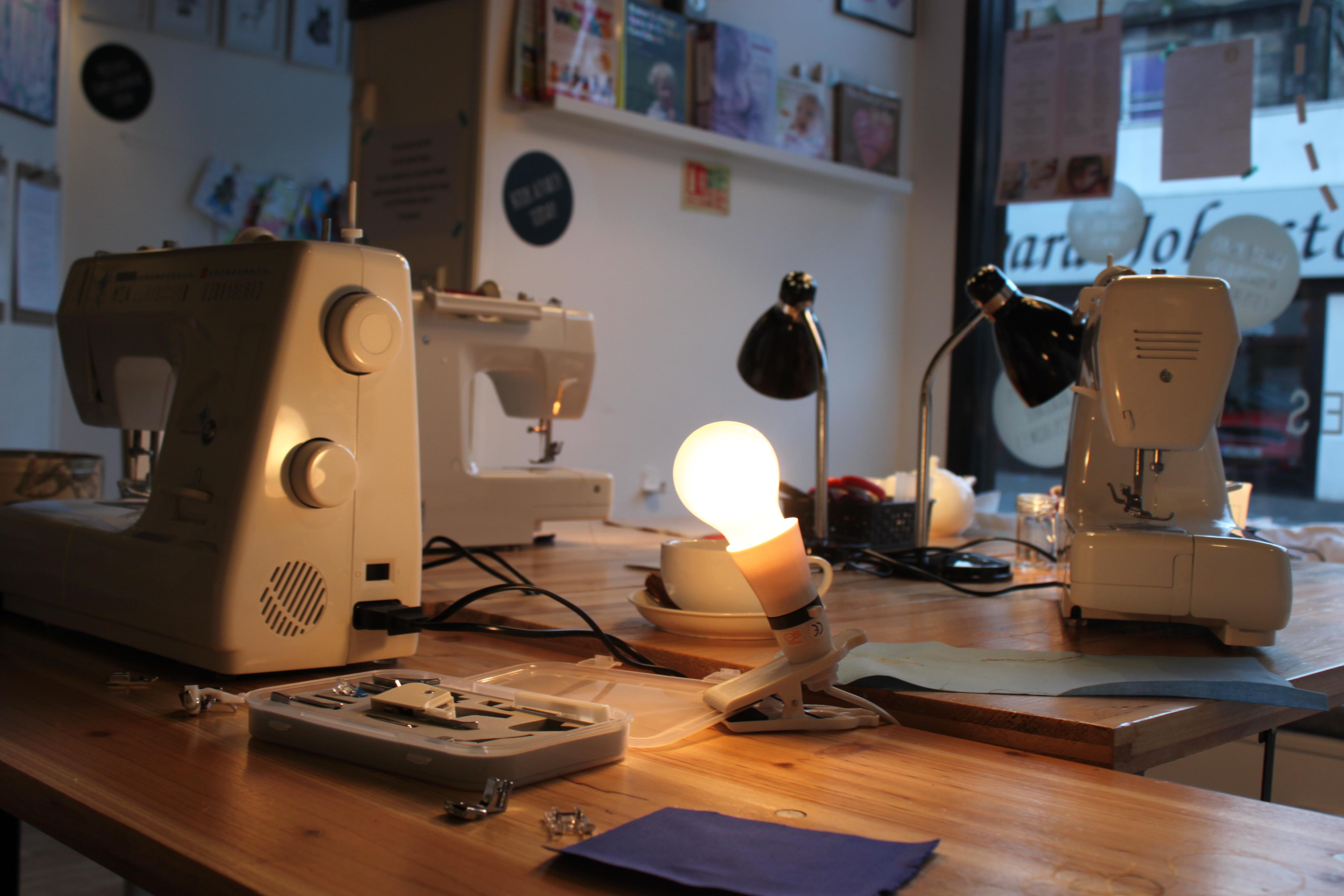 Sewing Classes Edinburgh- Joy Tots 6