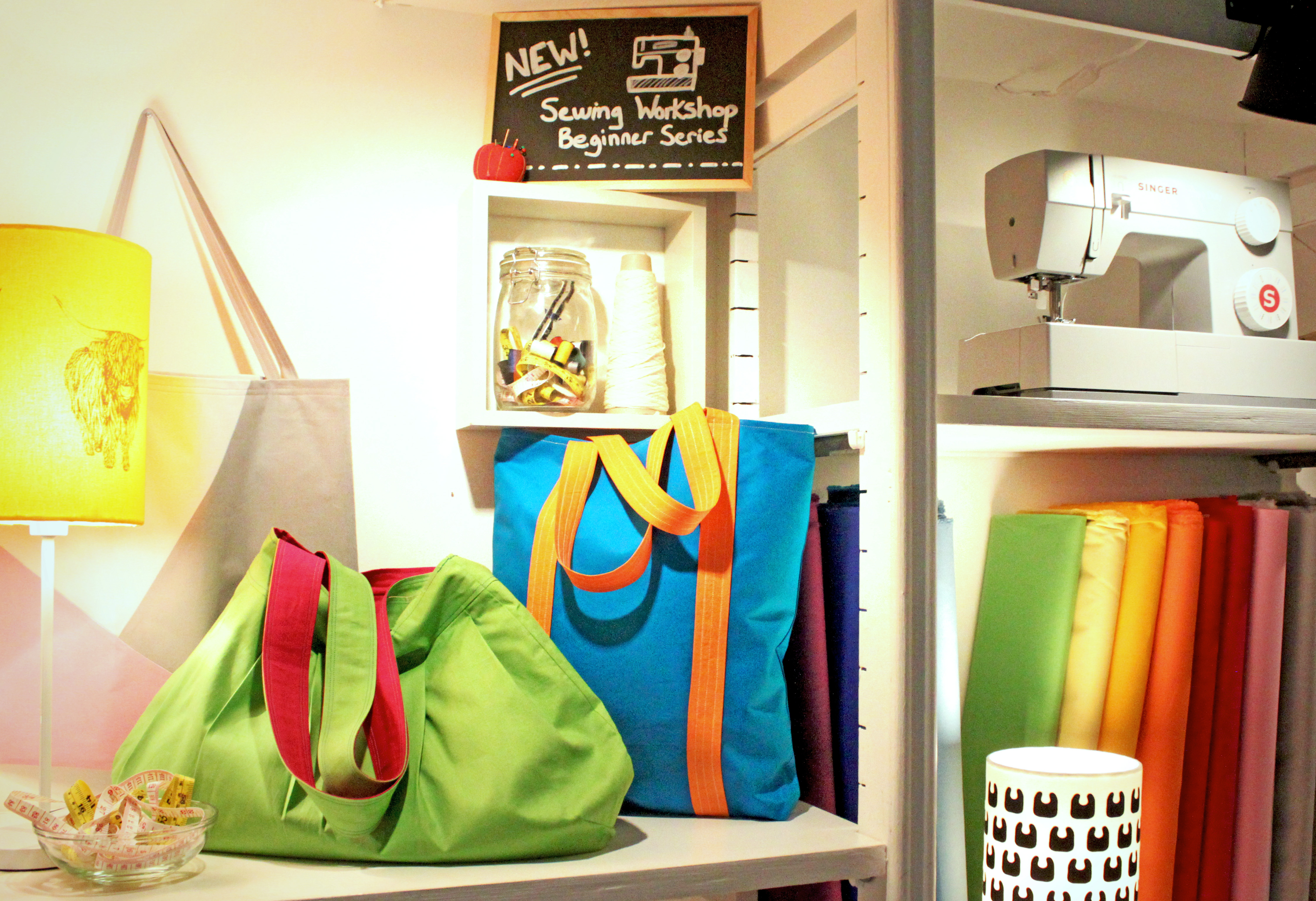 Sewing Classes Edinburgh- Joy Tots 7
