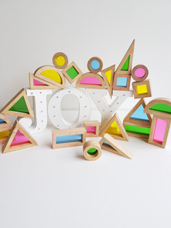 shapes of joy