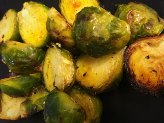 Easy Greens- Brussels Sprouts