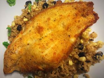 Cajun Fried Catfish
