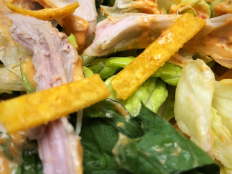 Southwest Turkey Salad