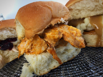 Buffalo Turkey Slider