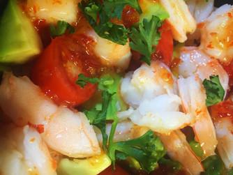 Sweet Thai Shrimp Bowl