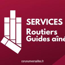 SERVICES Routiers et Guides aînées