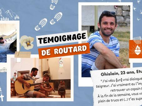 """""""La route de l'ambiance"""" - Interview de Ghislain"""