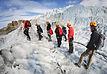 Randonnée glacier
