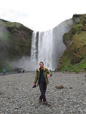 Skogarfoss Islande